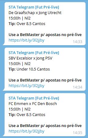 Bot BEA Telegram